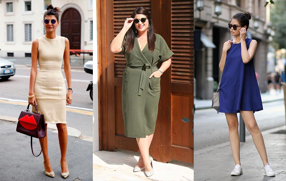 Os vestidos e seus efeitos