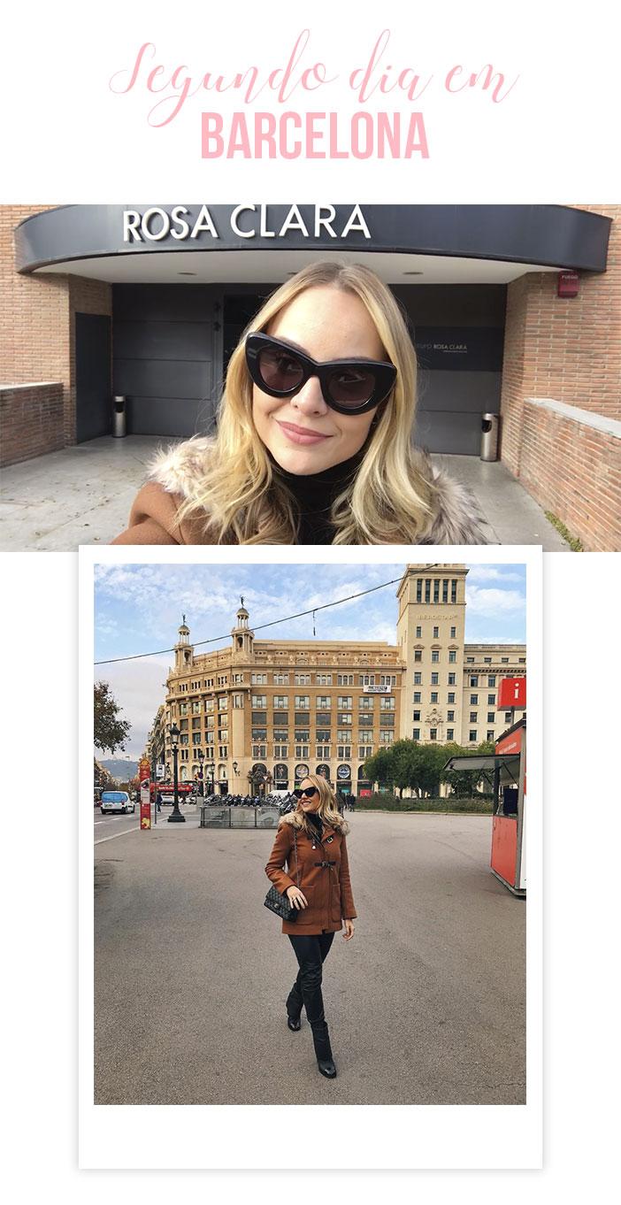 A saga do meu vestido de noiva em Barcelona