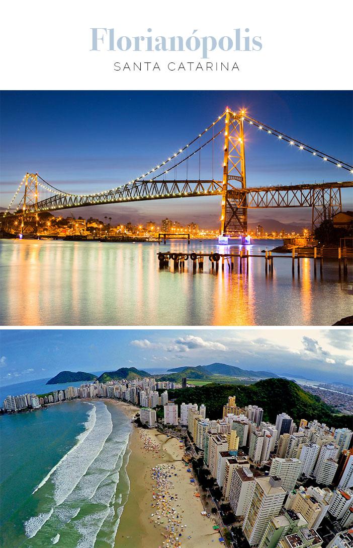 Destinos para Réveillon 2018 - Florianópolis