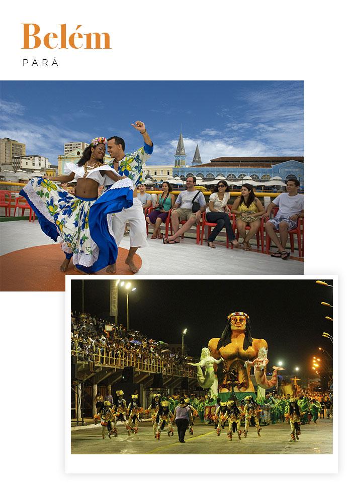 6 destinos para curtir o carnaval em 2018 - Belém, Pará