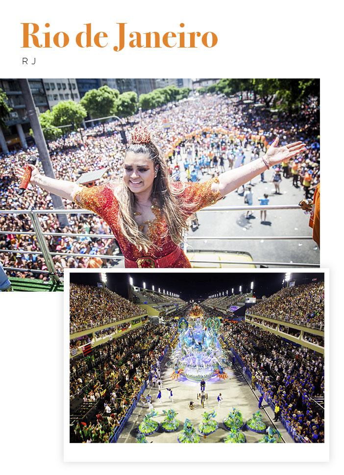 6 destinos para curtir o carnaval em 2018 - Rio de Janeiro