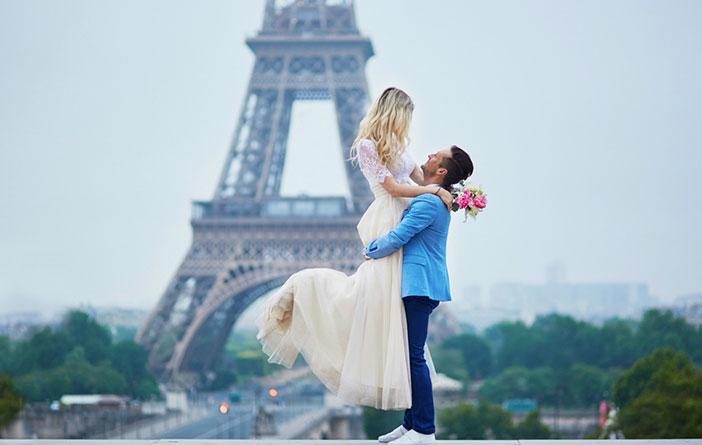 8 lugares incríveis para Destination Wedding
