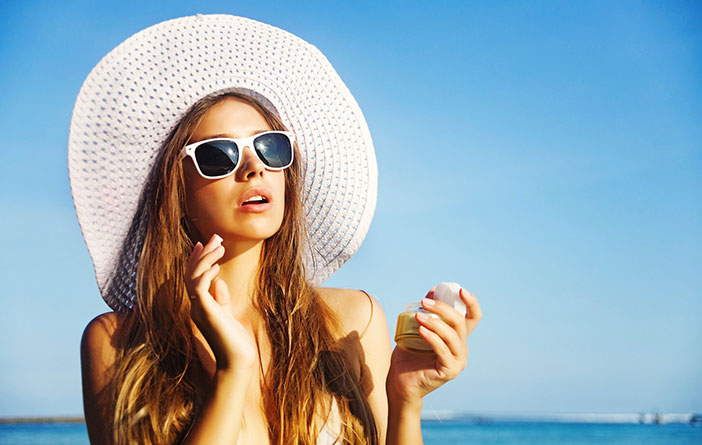 Dicas para cuidar dos cabelos no verão