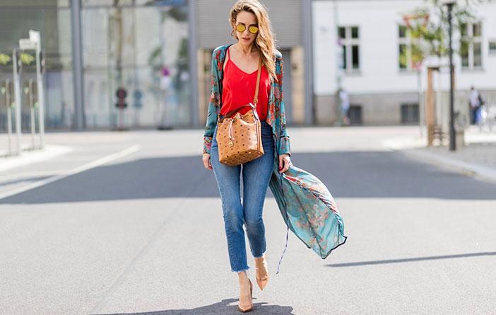 Inspiração: Looks com kimono