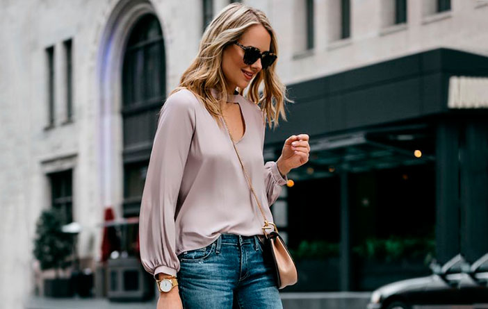 12 looks chic com jeans
