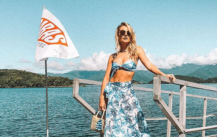 Diário de Bordo: Layla na Ilha de Caras