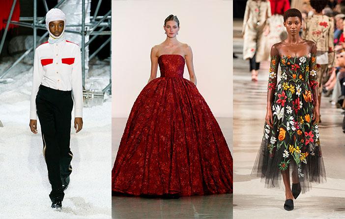 Resumão: Semana de Moda de Nova York Inverno 2018 – Parte 2