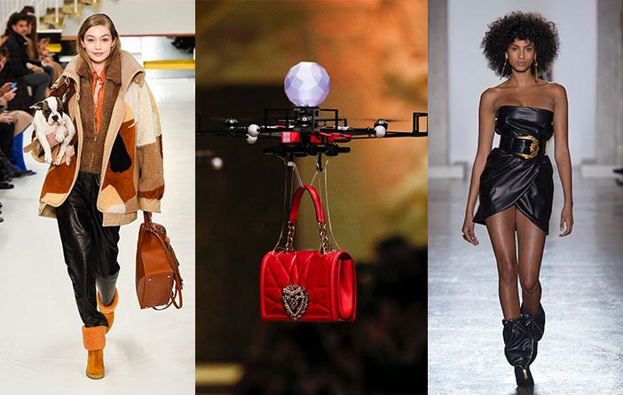 Resumão: Semana de Moda de Milão Inverno 2018 – Parte 2