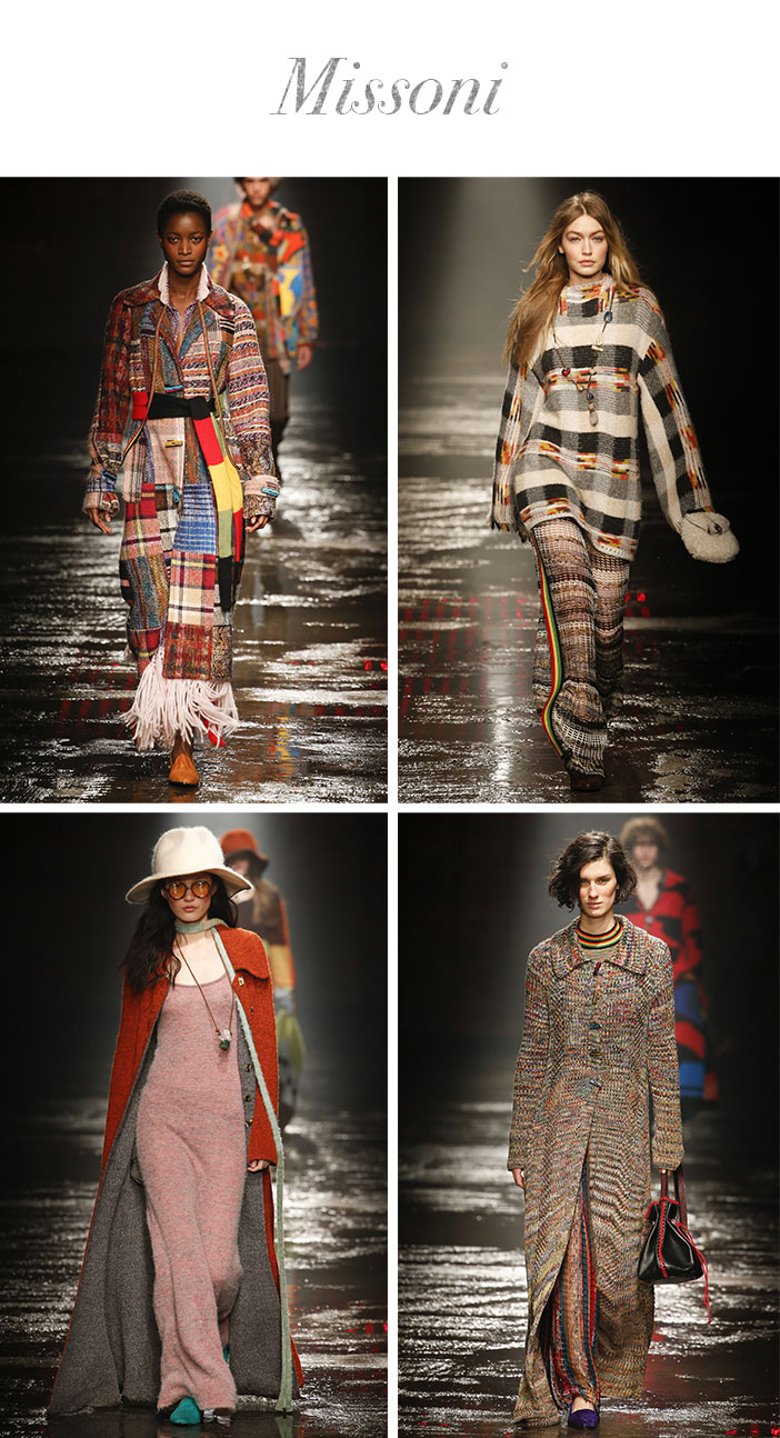 Resumo Milan Fashion Week - Missoni