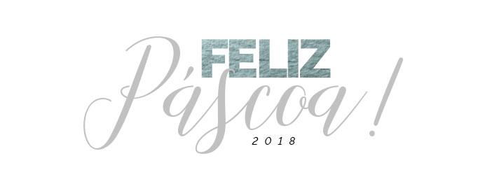 Feliz Páscoa 2018
