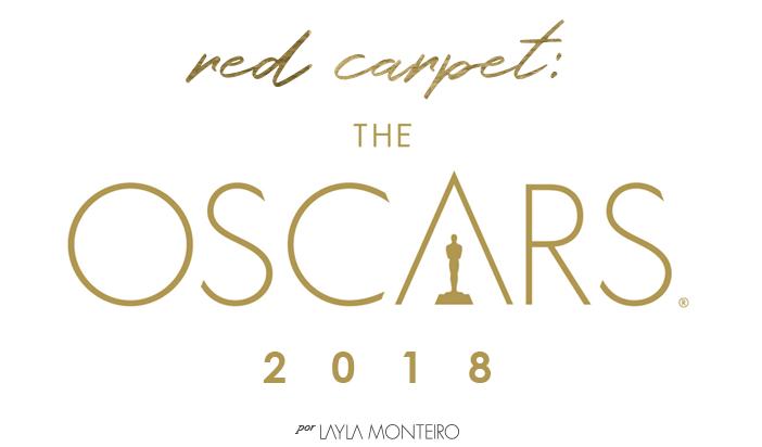 Tapete Vermelho Oscar 2018