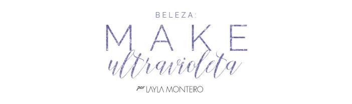 Beleza: make ultravioleta