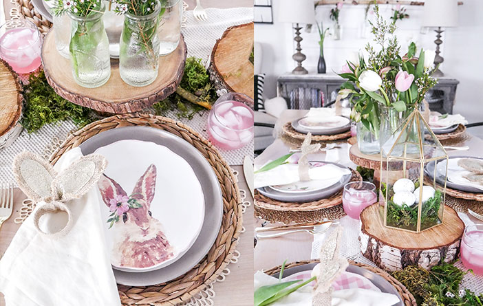 Ideias de decoração para a Páscoa