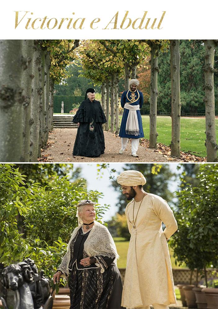 Indicados melhor figurino Oscar 2018 Victoria e Abdul