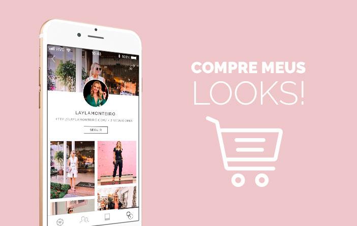 Novidade no blog: Shop My Looks