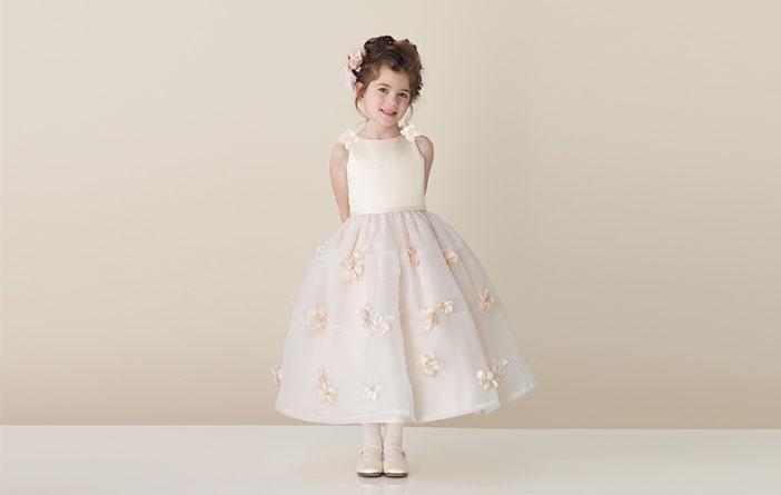 Inspirações para os vestidos das daminhas