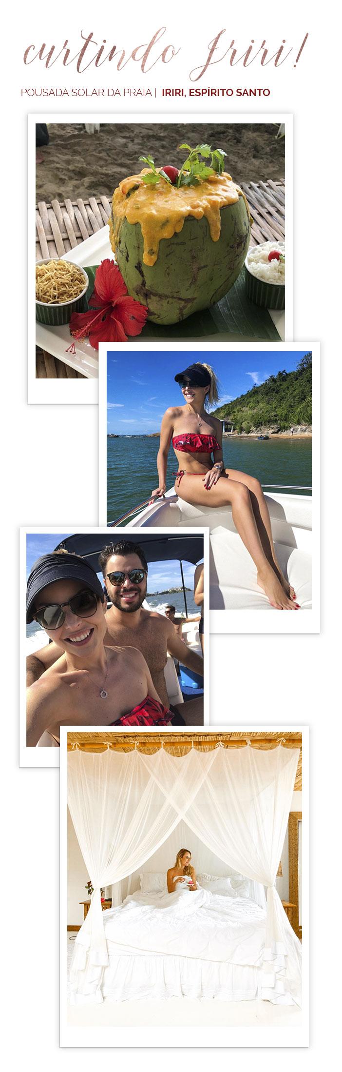 Layla Monteiro - Pousada Solar da Praia - Iriri - ES