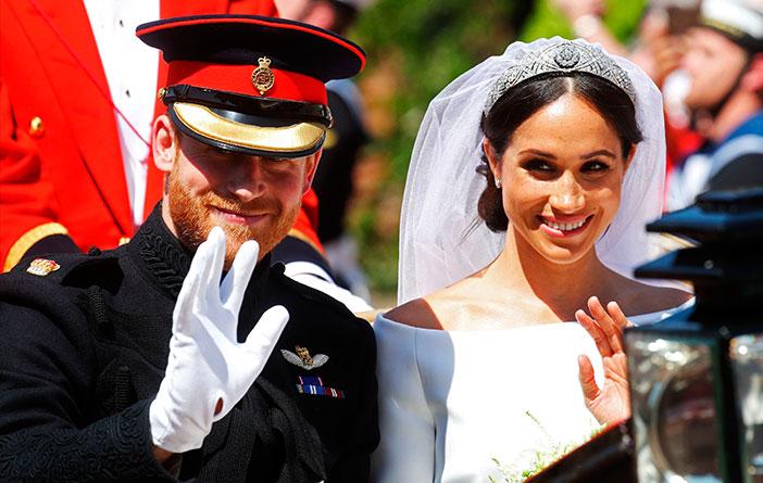 Tudo sobre o casamento do príncipe Harry e Meghan Markle