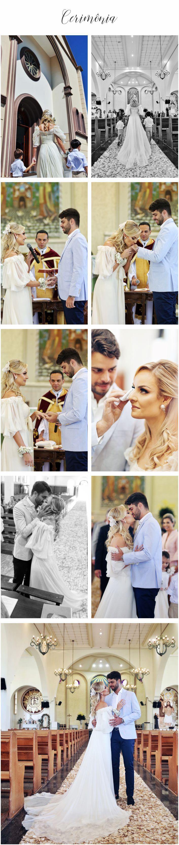 Casamento religioso Layla e William cerimônia