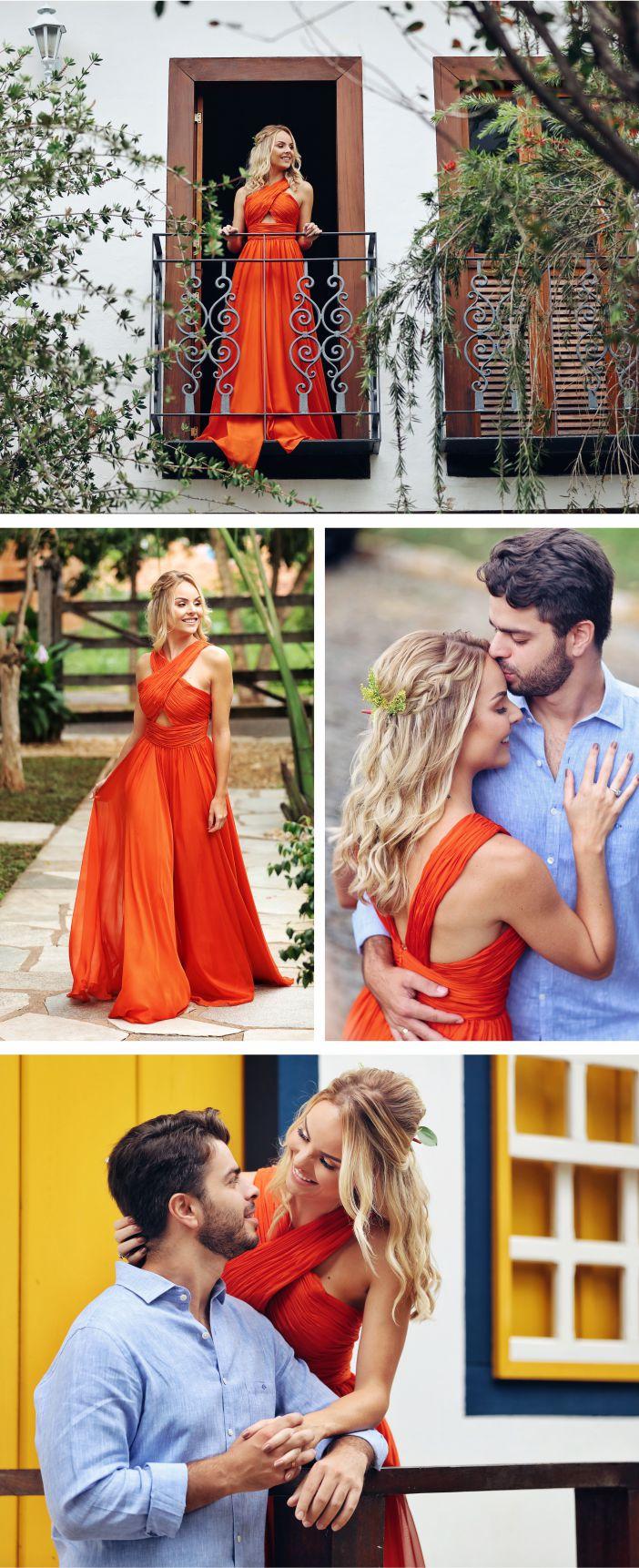 Todos os detalhes do meu Pré-Wedding - Casamento Layla e William