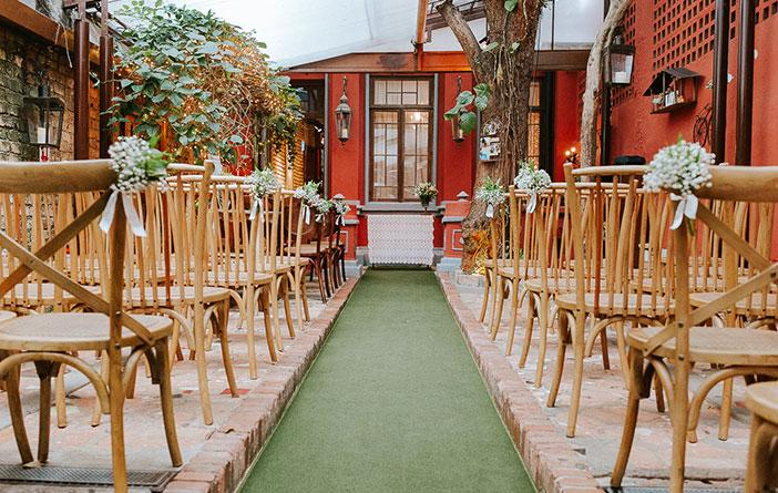 Inspiração: Mini Weddings