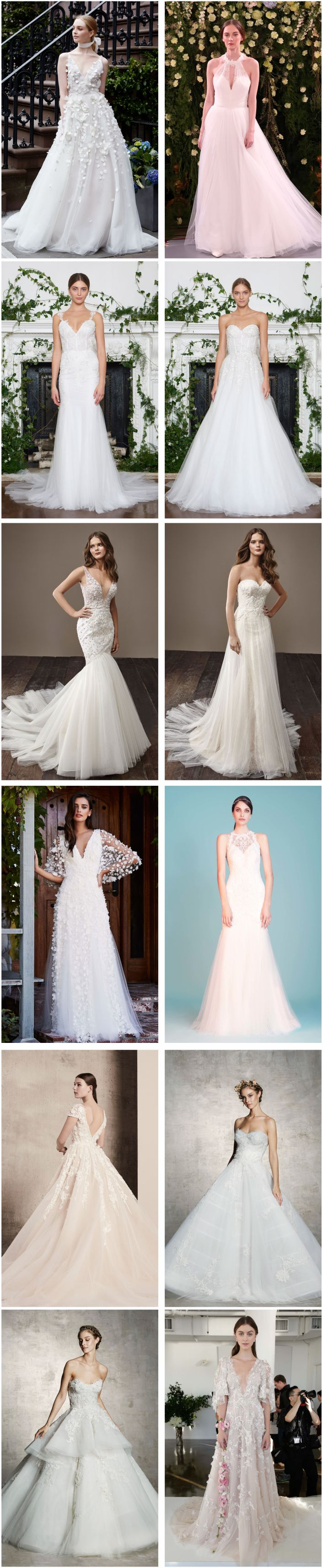 Vestidos de Noiva: Tule