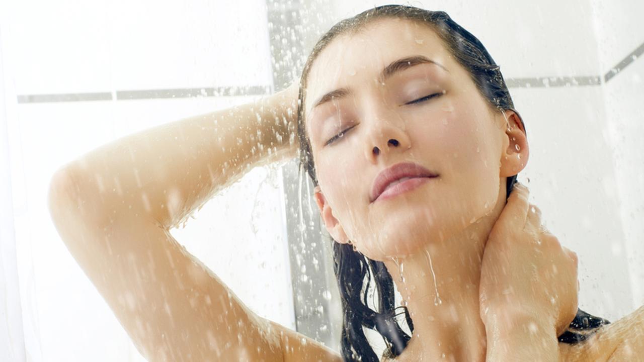 Cuidados com a pele no Inverno - ducha quente