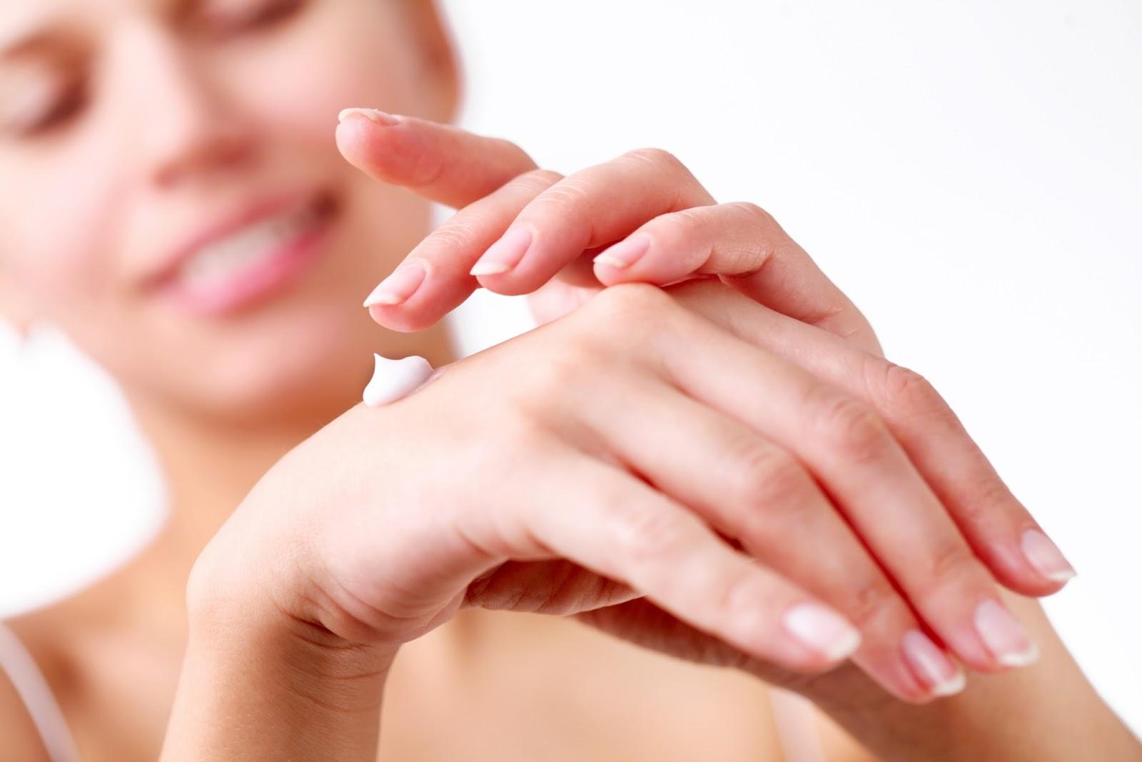 Cuidados com a pele no Inverno - hidratação