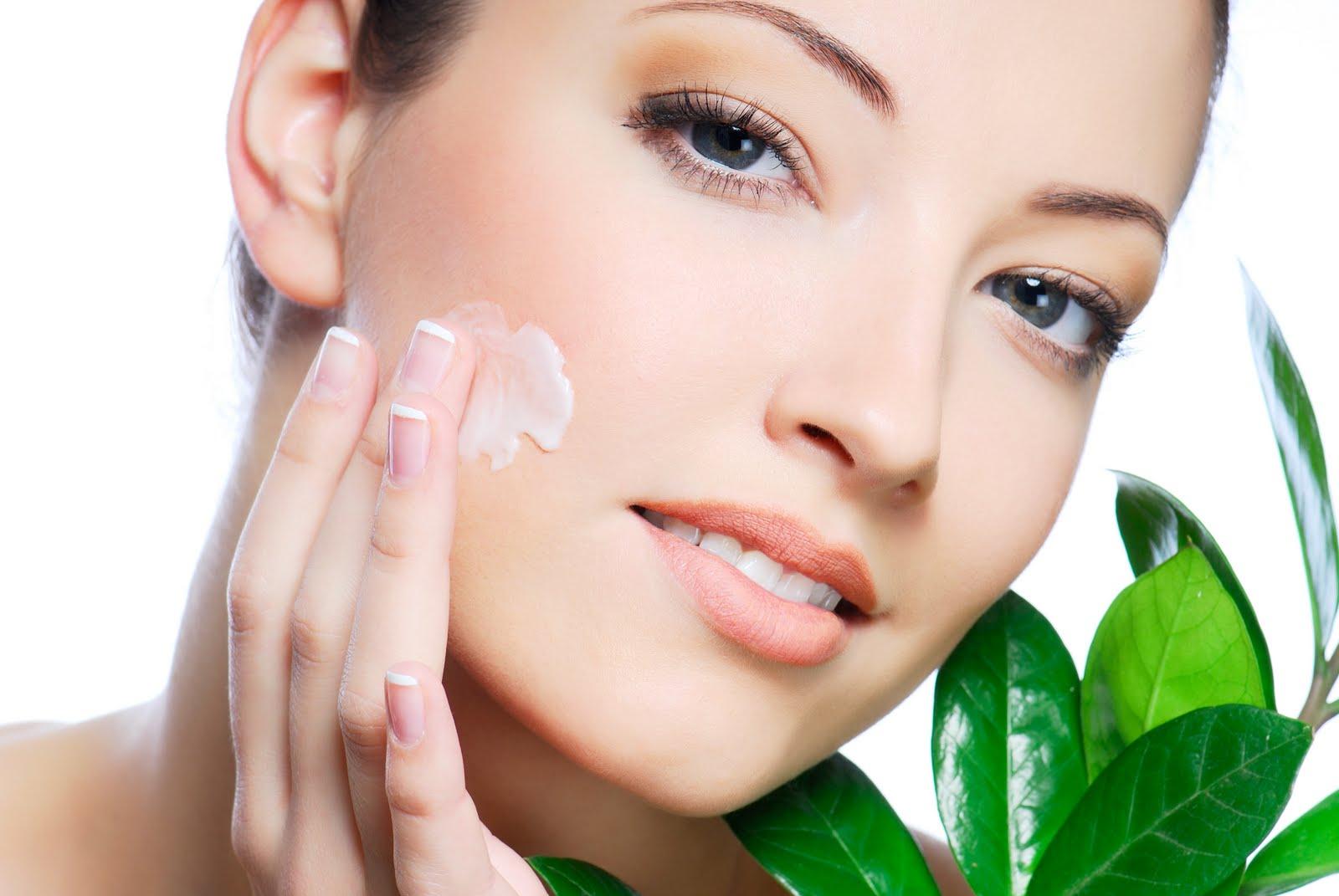 Cuidados com a pele no Inverno - hidratação do rosto