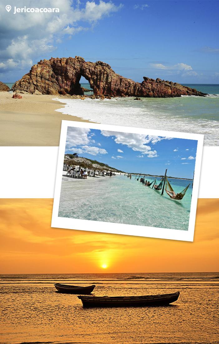 Destinos para as férias de julho - Jericoacoara