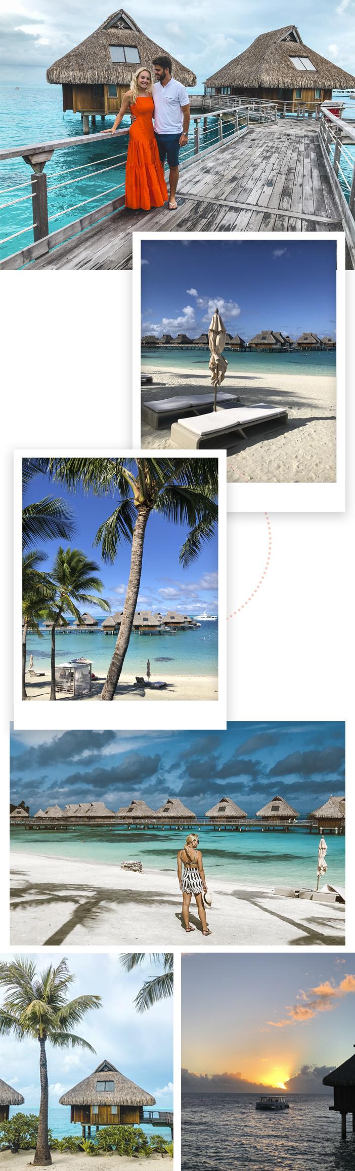 Diário de Bordo - Lua de Mel em Bora Bora - Hotel