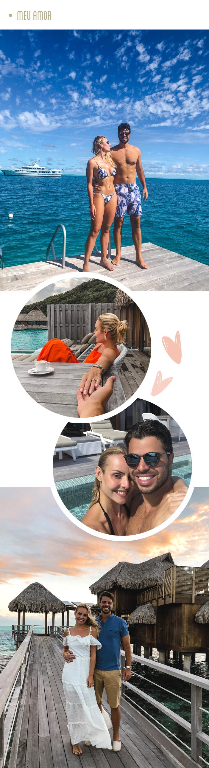 Diário de Bordo - Lua de Mel em Bora Bora - Meu Amor