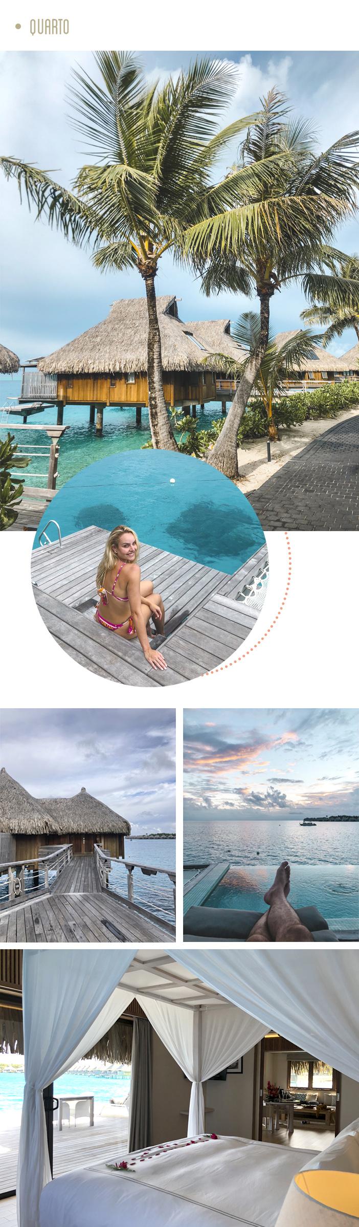 Diário de Bordo - Lua de Mel em Bora Bora - Quarto