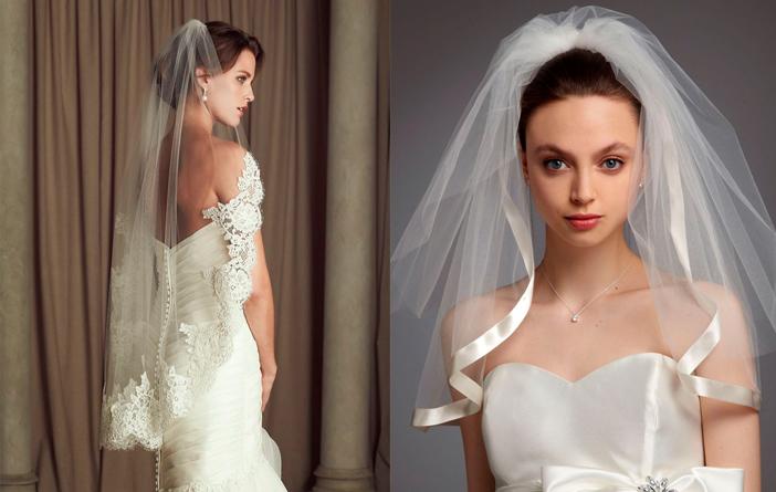 Como escolher o véu de noiva