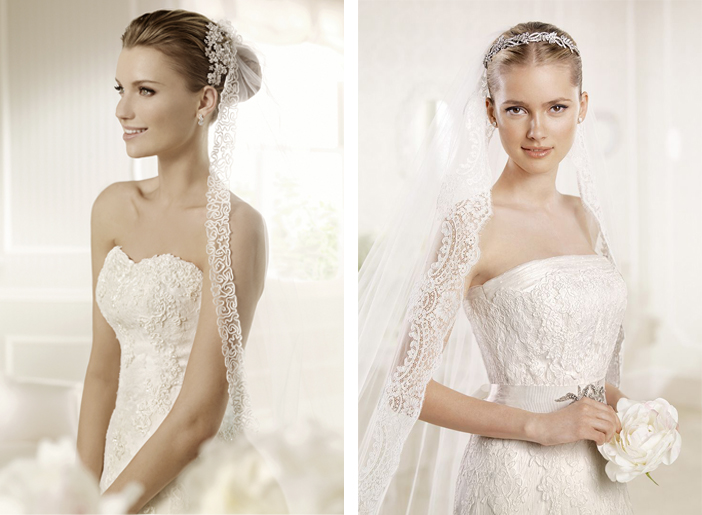 Como escolher o véu de noiva - Véu Matilha