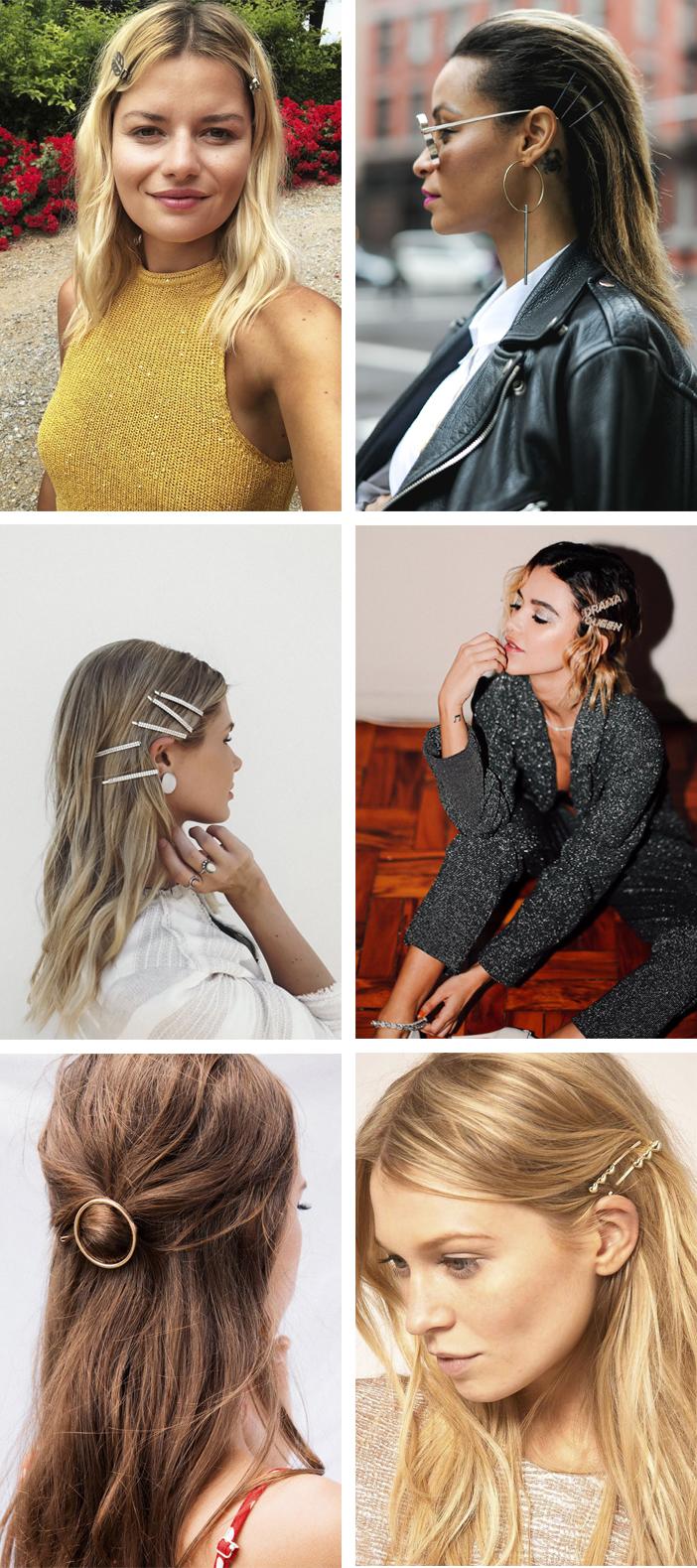 Ideias para dar um up em penteados simples