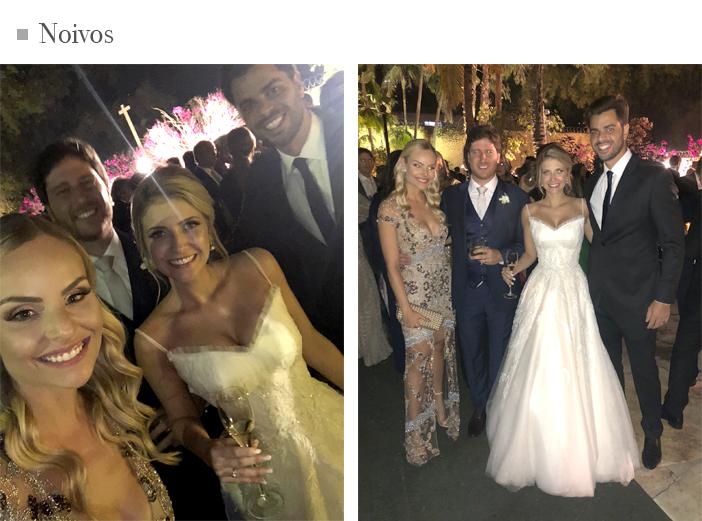 Layla Casamenteira - Casamento Claudinha e Marcelo - Noivos