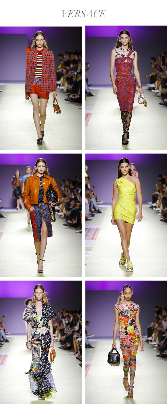 Semana de Moda de Milão - Verão 2019 - Versace