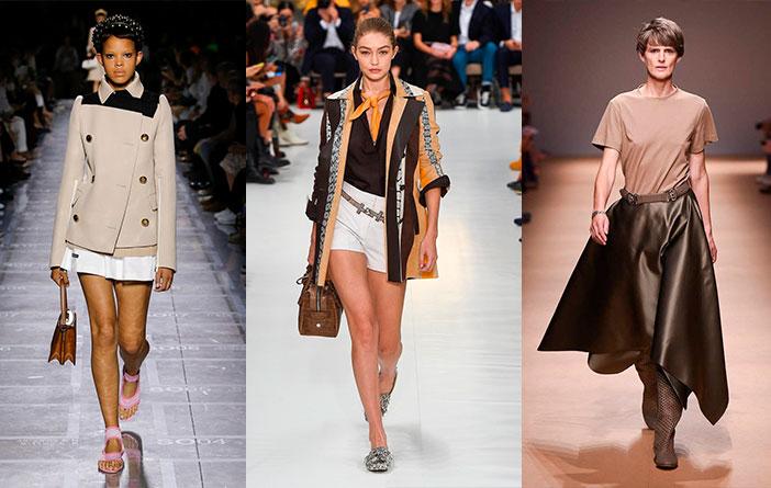 Semana de moda de Milão Verão 2019