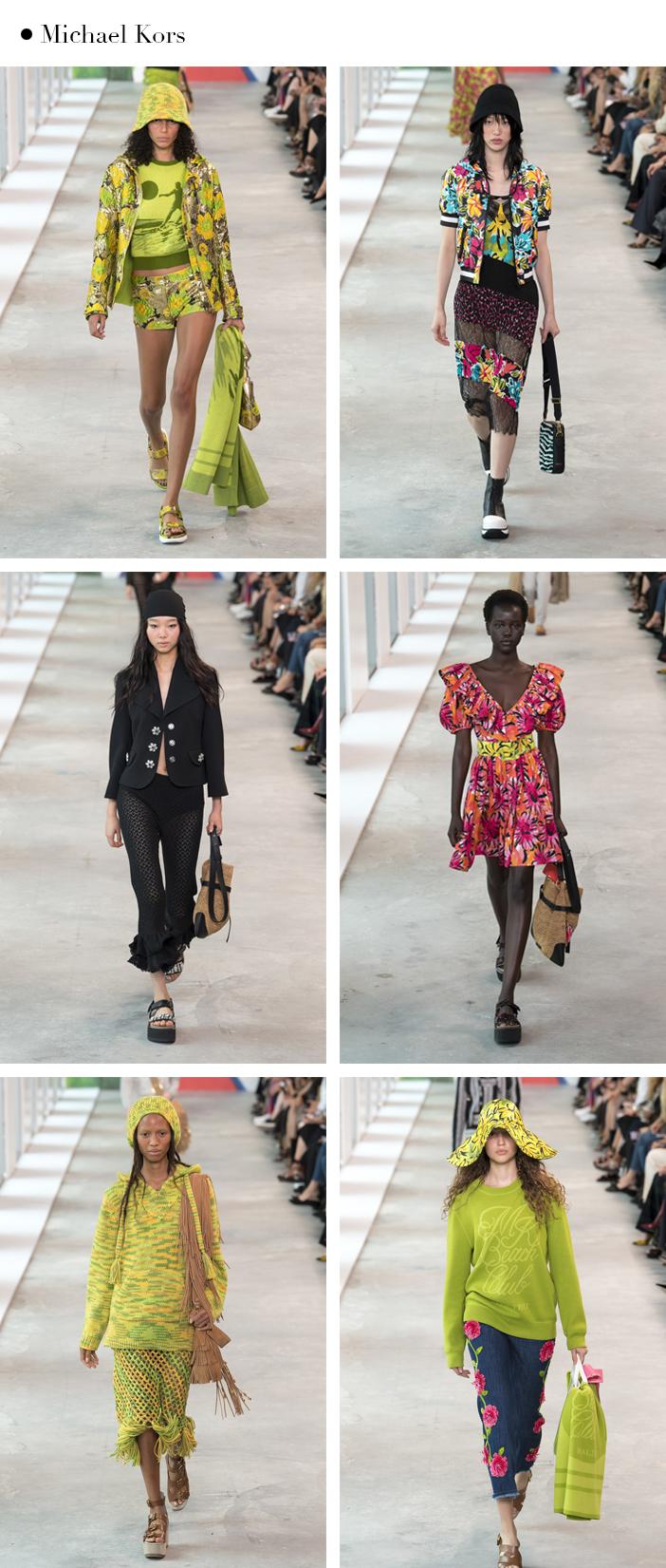 New York fashion week verão 2019 Michael Kors