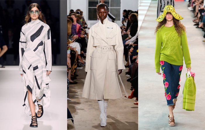 New York fashion week verão 2019