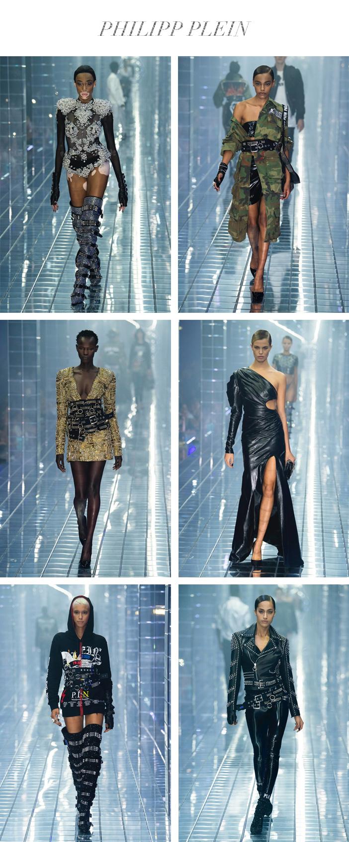 Semana de Moda de Milão - Verão 2019 - Philipp Plein