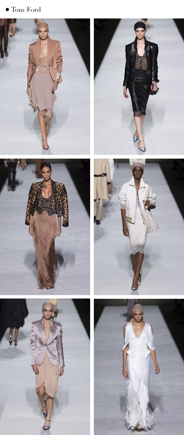 Semana de Moda de New York - Verão 2019 - Tom Ford