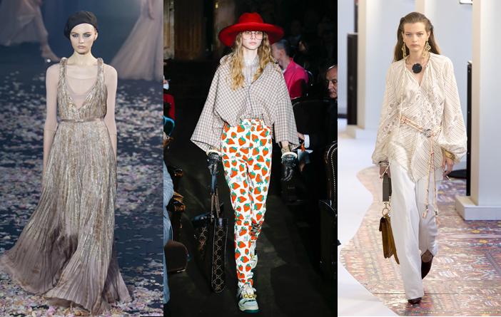 Semana de Moda de Paris – Verão 2019 – Parte 1