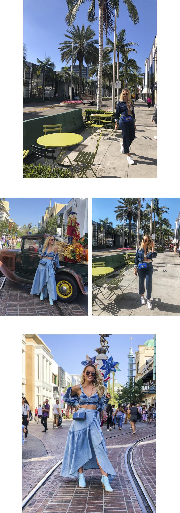 Diário de Bordo - Layla em Los Angeles