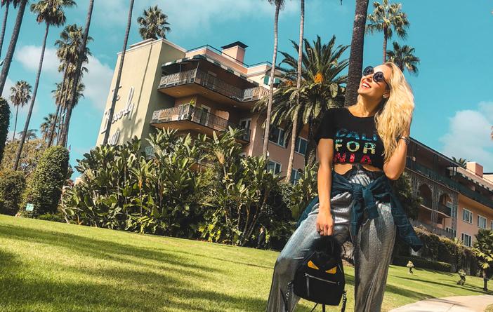 Diário de Bordo – Layla em Los Angeles