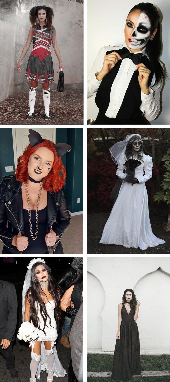 Fantasias facéis para o Halloween