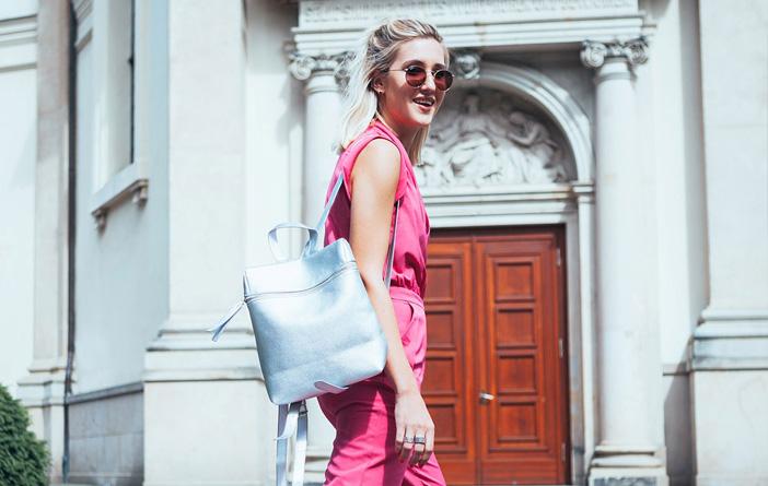 Pink - Looks Modernos com a Cor