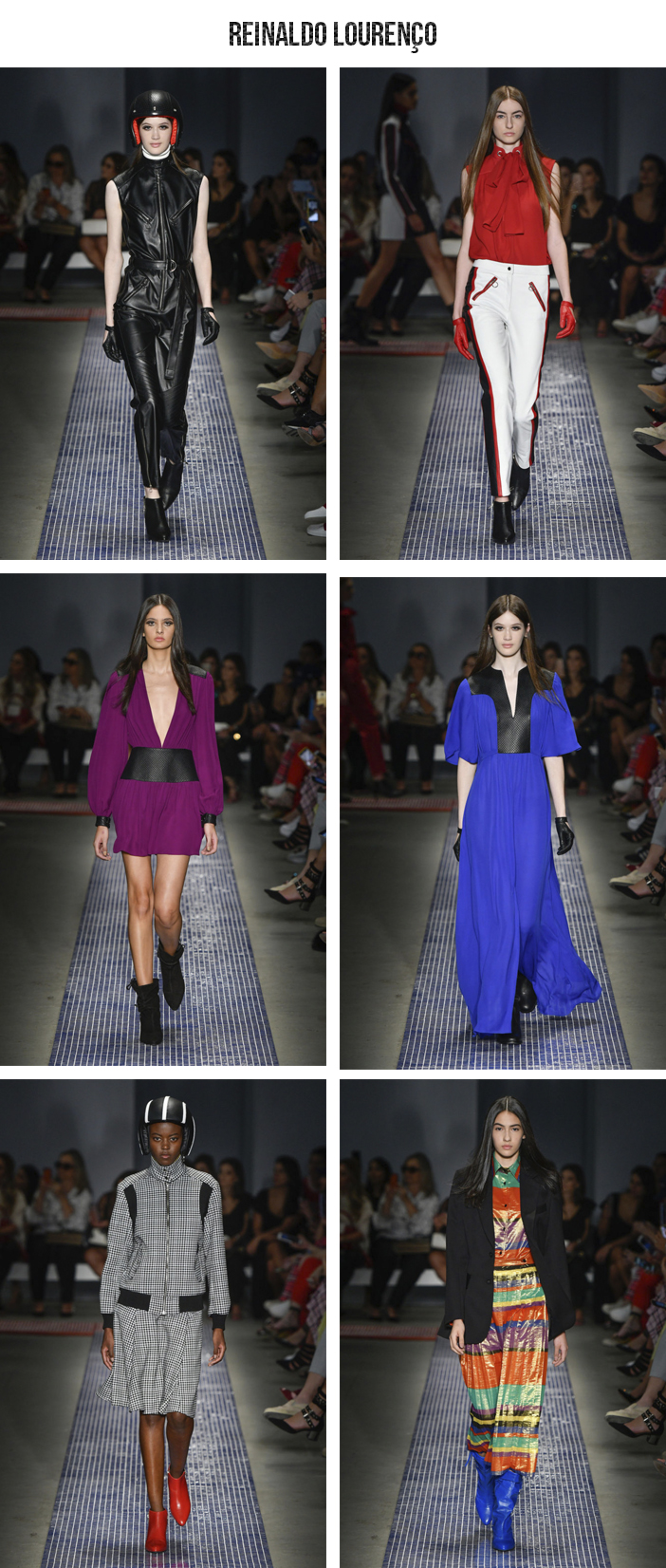 São Paulo Fashion Week N46 Parte 2 - Reinaldo Lourenço