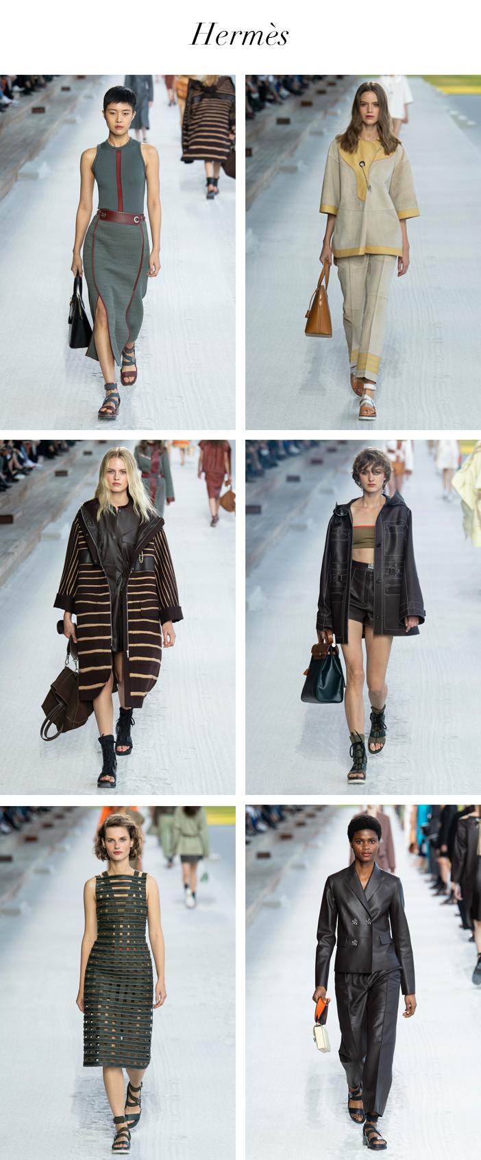 Semana de Moda de Paris - Verão 2019 - Hermès